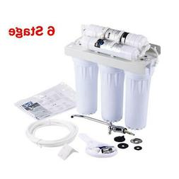 6 Stage Water Purifier Filter Reverse Osmosis Drinking Water