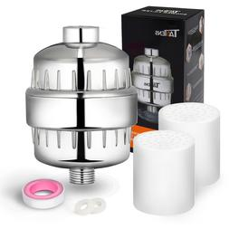 8 Stage Shower Filter with Vitamin C for Hard Water - 2 Repl