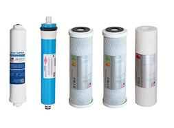 APEC Water Systems FILTER-MAX45 US Made 50 GPD Complete Repl