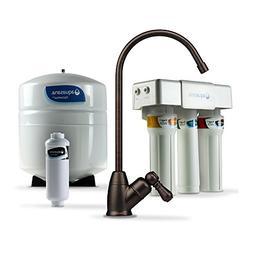Aquasana OptimH2O Reverse Osmosis Water Filter with Reminera