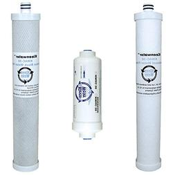Culligan AC-30 Compatible Filters, PureT USA Brand Reverse O