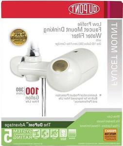 DuPont WFFM300XW Premier Faucet Mount Horizontal 100-Gallon