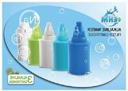 EHM ULTRA Premium Alkaline Water Pitcher - 3.5L Pure Healthy