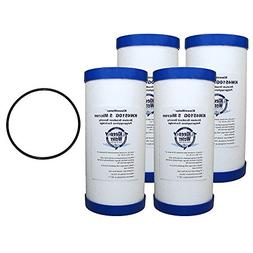 GXWH30C, GXWH35F, GXWH40L GE Compatible Filter Multi-Pack, K