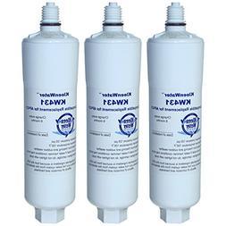 KleenWater AP431 Aqua-Pure Compatible Filter, KW431 Hot Wate