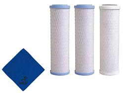 Krystal Pure Replacement Filters KR15 Reverse Osmosis System