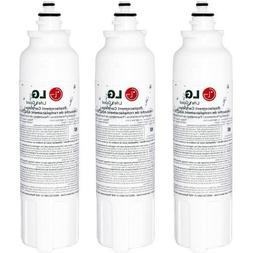 LG LT800P ADQ73613401 Refrigerator Water Filter 3-Pack by LG