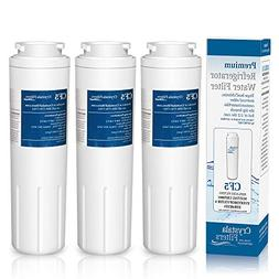 UKF8001 Water Filter, Compatible with Refrigerator Water Fil