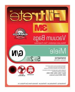 VAC BAG MIELE G/N 5PK by FILTRETE MfrPartNo 68705-6