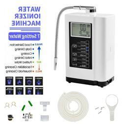 alkaline acid water ionizer purifier filter machine