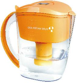 Alkaline Water Ioniser Jug with one 7 stage filter. BPA Free