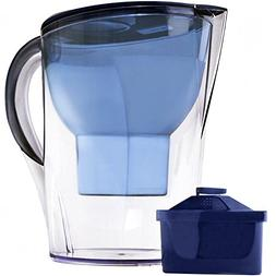 The Alkaline Water Pitcher - 3.5 Liters, Free Filter Include