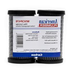 American Plumber W5CIP478 5 Micron Standard 5 Inch Undersink
