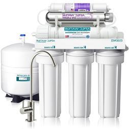 APEC Alkaline Mineral pH+ and UV Ultra-Violet Sterilizer 75