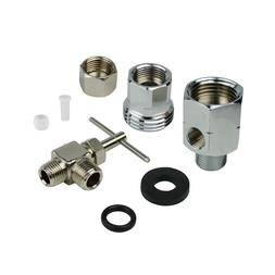 """APEC Feed Water Adapter 1/2"""" & 3/8"""" for Undersink Reverse Os"""