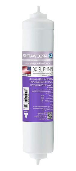 """APEC WATER Filter FI-PHPLUS-QC 10"""" High Purity pH+ Calcium C"""