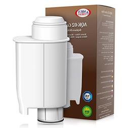 AQUACREST Replacement Intenza+ Coffee Water Filter, Compatib