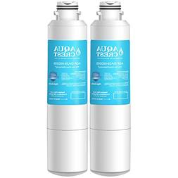 AQUACREST Refrigerator Water Filter, Compatible with Samsung