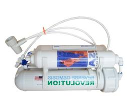 Aquarium 4-stage Countertop Reverse Osmosis Revolution RO Sy