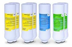 AquaTru 2 Year Combo Pack - Includes 4 Pre-Filters, 2 Carbon