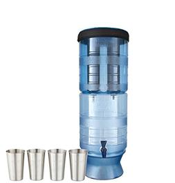 Boroux Bundle Includes Berkey Light Berkey Water Filter with