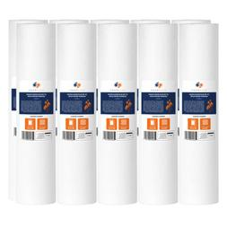 10PK of Big Blue Whole House 1 Micron 20 In. x 4.5 In. Sedim