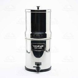 Big Berkey Water Filter w/ 2 Black Berkey Purifiers - NON-EM