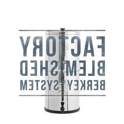 Big Berkey Water Filter w/ 2 Black Berkey Purifiers - Factor