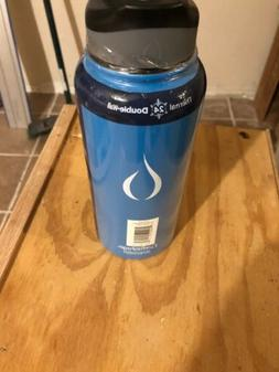 Blue Vacuum Insulated Stainless Steel  32 oz Excursion Filte