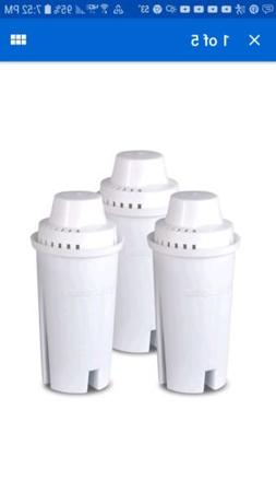 Brita Compatible Replacement Water Filter for Pitchers 6 Pac