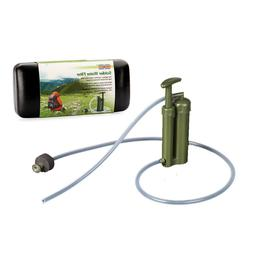 Camping Water Filter Purifiers Ceramic Cleaners Safety Survi