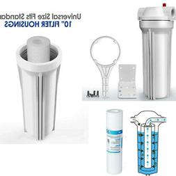 Carbon Block 4-PACK CTO Water Filter Cartridges for RO Rever