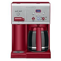 Cuisinart Chw-12r 12-cup Programmable Coffeemaker Plus Hot W