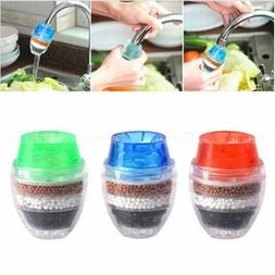 Coconut Carbon Faucet Tap Water Clean Purifier Filter Cartri
