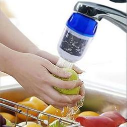 Coconut Carbon Water Purifier Filter Faucet, Cleaner Home Wa