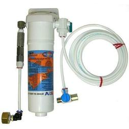 """Omnipure Coffee Water Filter Kit, KQ8 Cartridge, 3/4"""" FGH Co"""
