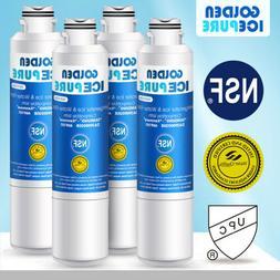 4 PACK Fit For Samsung DA29-00020B RWF1011 HAF-CIN/EXP Refri