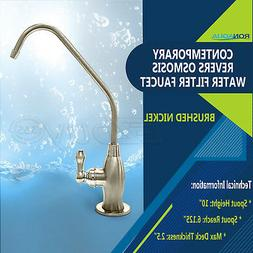 Contemporary High Spout Cold Water Kitchen Drinking Faucet B