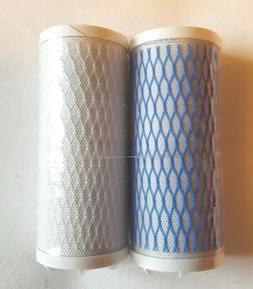 Aquasana countertop 2 Cartridge water filter replacement AQ-