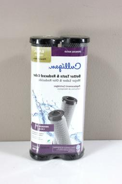 Culligan D-10A 2 Water Filter Replacement Cartridges Level 1