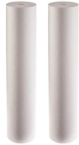 """Pentek DGD-2501-20 Spun Polypropylene Filter Cartridge, 20"""""""