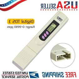 Digital TDS3 PPM Meter Home Drinking Tap Water Quality Purit