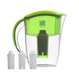 Drinkpod Water Pitcher 2.5 L - Alkaline Ionizer- 8 Stages. B