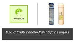 Dual Countertop Alkaline pH+ Water Filter-Replacement Filter