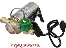 90W Electronic Automatic Water Booster Pump for Shower Washi