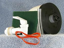 Emergency-H2O Gravity Water Filter System Kit - Ceramic Silv
