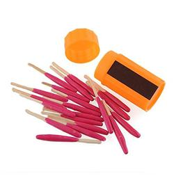20pcs/box Outdoor Emergency Survival Windproof Matches Match
