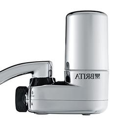 faucet water filter system with light indicator