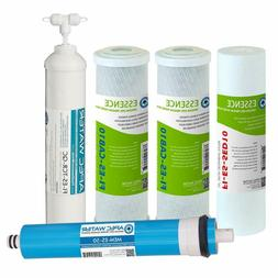 Apec Water Systems Filter-Max-Es50 50 Gpd High Capacity Comp