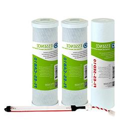 APEC Water Systems FILTER-SET-ESUV High Capacity Replacement